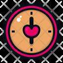 Valentine Love Heart Icon