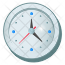 Timer Timepiece Wall Clock Icon