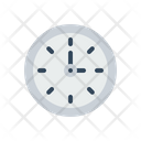 Wall Clock Office Icon