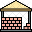Wall Construction Icon