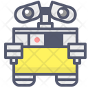 Walle Android Animation Icon
