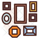 Wall Frame Icon