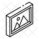 Wall Frame Icon