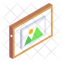 Picture Wall Frame Scenery Icon