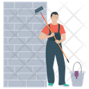 Wall Painter Icon