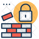 Wall Security Icon