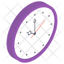 Wall Timer Clock Icon