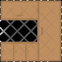 Wall TV Unit Icon