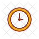 Wall Watch Clock Watch Icon