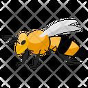 Wallace Bee Unique Animal Icon