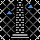 Walled Obelisk Icon