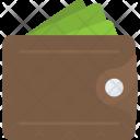 Wallet Pocket Money Icon