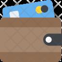 Wallet Purse Atm Icon