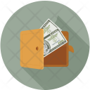 Wallet Shopping Pocket Icon