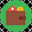 Wallet Pocketbook Purse Icon