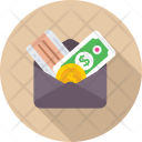 Wallet Purse Currency Icon
