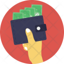 Wallet Money Pocketbook Icon