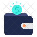 Wallet Business Purse Icon