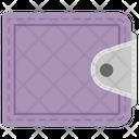 Wallet Notecase Pocketbook Icon