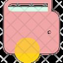 Wallet Money Purse Icon