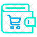 Bag Cart Cash Icon