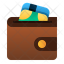 Wallet Payment Deposit Icon