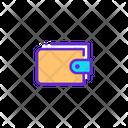 Wallet Man Purse Man Wallet Icon