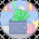 Wallet Cash Cash Payment Icon