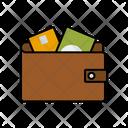 Wallet Bill Credit Icon
