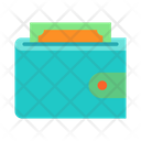 Wallet Cash Payment Icon