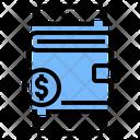 Wallet E Wallet Money Saving Icon