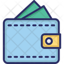 Wallet Purse Card Holder Icon