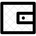 Wallet Purse Leather Icon