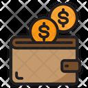Wallet Shopping Money Icon