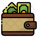 Bank Cash Money Icon