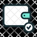 Verified Wallet Check Icon