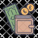 Purse Money Finance Icon