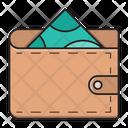 Wallet Purse Cash Icon