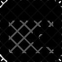 Black Friday Wallet Purse Icon