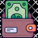 Wallet Wallets Digital Wallet Icon