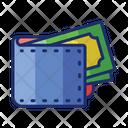 Wallet Cash Purse Icon