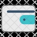 Wallet Billfold Finance Icon