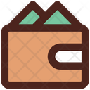 Wallet Money Safety Icon