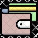 Wallet Purse Atm Card Icon