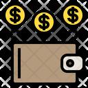 Money Wallet Finance Icon