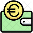 Wallet Dollar Wallet Purse Icon