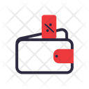 Black Friday Pay Shop Icon