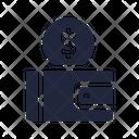 Wallet Dollar Save Icon