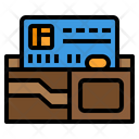 Wallet Credit Card Payment Icon
