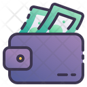 Wallet Payment Cash Icon